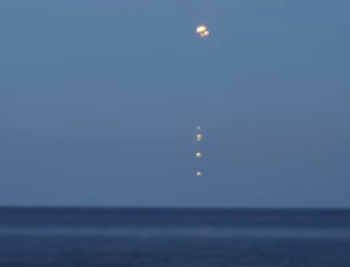ufo baltic sea poland