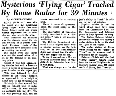 mysterious-flying-cigar-tracked-by-rome-radar-for-39-minutes-sunday-journal-star-lincoln-nebraska-9-19-1954